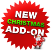 Fancy Text Widget - Christmas add-on