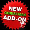 Fancy Text Widget - Christmas add-on